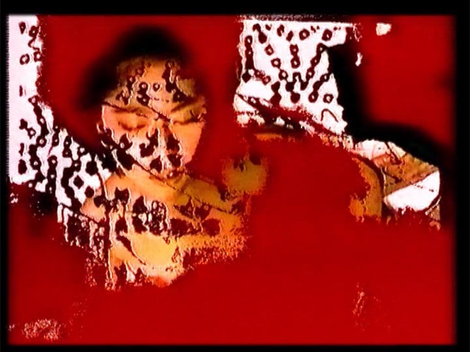 Ukiyo-e by André Werner, 1995. video still
