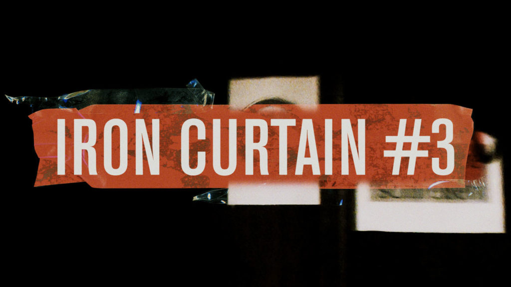 Iron Curtain #3 | A public kakophonisches Klang-Vision-Happening