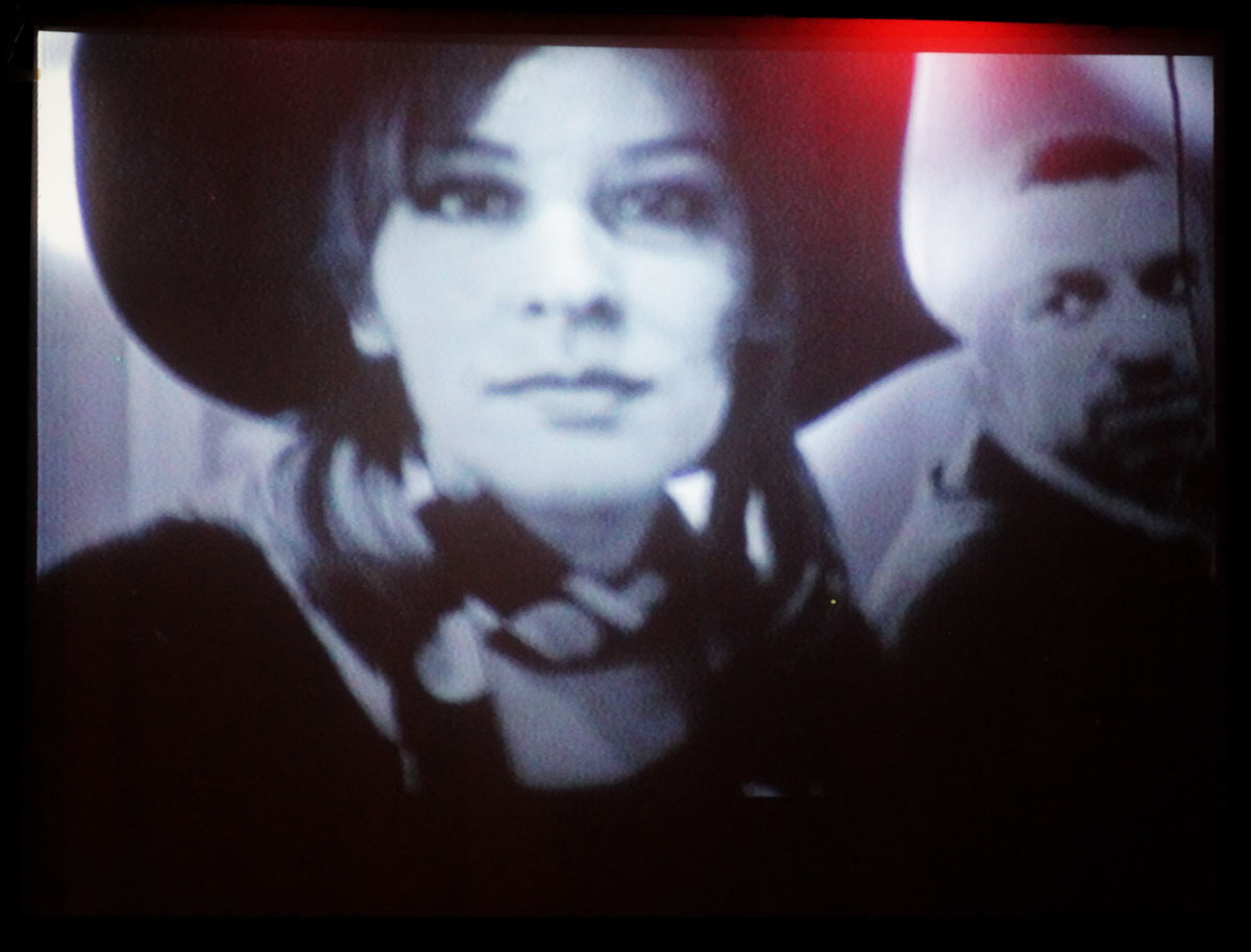 Was vom Kino übrig bleibt| What Remains Of Cinema. André Werner, interactive video installation, 2018